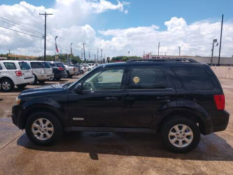 2008 Mazda Tribute for sale at BIG 7 USED CARS INC in League City TX