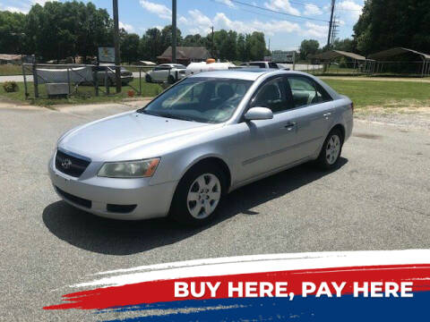 2007 Hyundai Sonata for sale at Street Source Auto LLC in Hickory NC