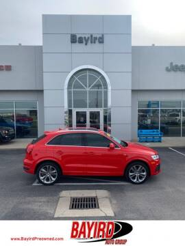 2016 Audi Q3 for sale at Bayird Truck Center in Paragould AR