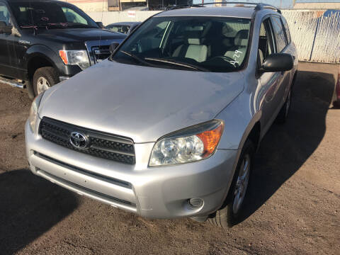 2007 Toyota RAV4 for sale at Town and Country Motors in Mesa AZ