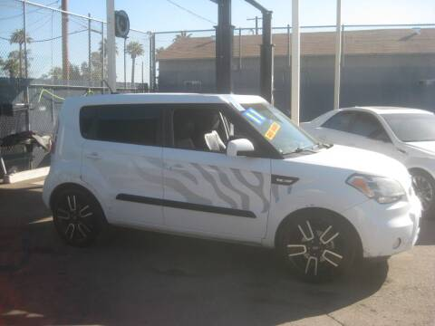 2011 Kia Soul for sale at Town and Country Motors in Mesa AZ