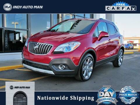 2014 Buick Encore for sale at INDY AUTO MAN in Indianapolis IN