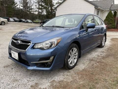 2015 Subaru Impreza for sale at Williston Economy Motors in Williston VT