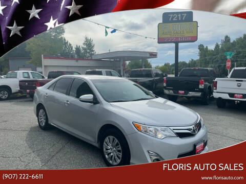 2014 Toyota Camry for sale at FLORIS AUTO SALES in Anchorage AK