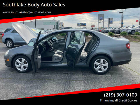2008 Volkswagen Jetta for sale at Southlake Body Auto Sales in Merrillville IN