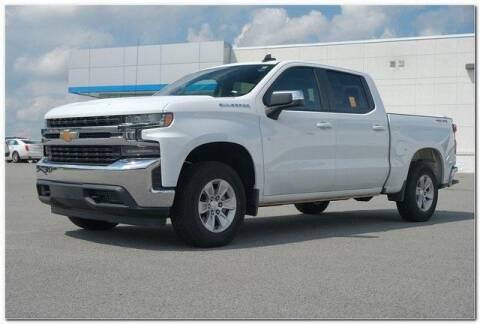 2020 Chevrolet Silverado 1500 for sale at WHITE MOTORS INC in Roanoke Rapids NC