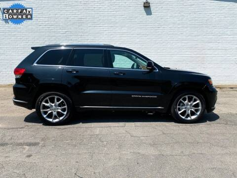 2016 Jeep Grand Cherokee for sale at Smart Chevrolet in Madison NC