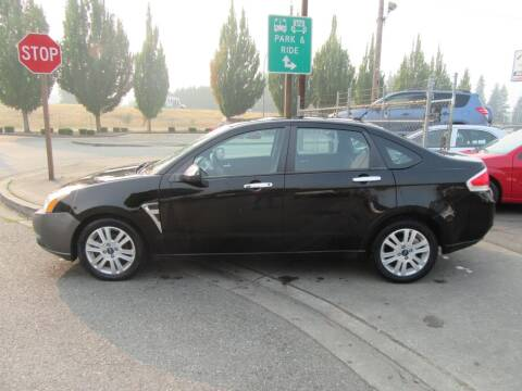 2008 Ford Focus for sale at Car Link Auto Sales LLC in Marysville WA
