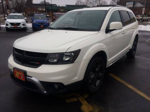 2018 Dodge Journey for sale at RABIDEAU'S AUTO MART in Green Bay WI