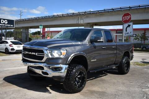 2020 RAM Ram Pickup 1500 for sale at STS Automotive - Miami, FL in Miami FL
