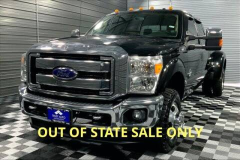 2012 Ford F-350 Super Duty for sale at TRUST AUTO in Sykesville MD