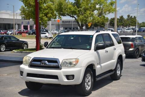 2007 Toyota 4Runner for sale at Motor Car Concepts II - Apopka Location in Apopka FL