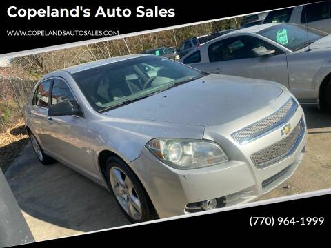 2010 Chevrolet Malibu for sale at Copeland's Auto Sales in Union City GA