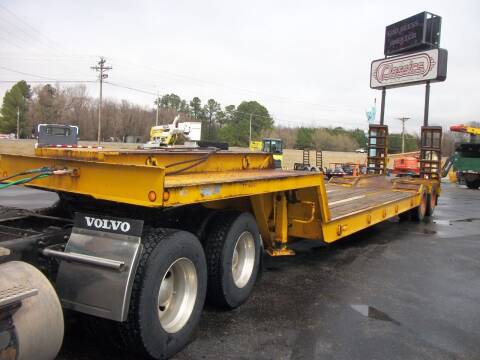 1989 Kaylan 30 ton Lowboy for sale at Classics Truck and Equipment Sales in Cadiz KY