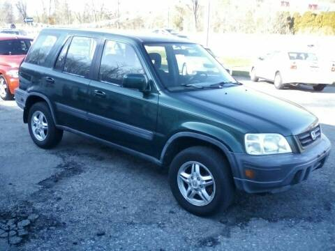 2000 Honda CR-V for sale at Rooney Motors in Pawling NY