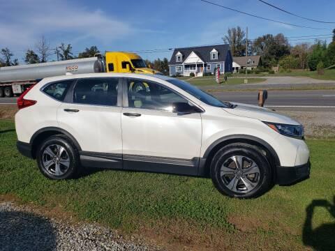 2017 Honda CR-V for sale at 220 Auto Sales in Rocky Mount VA