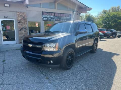 2011 Chevrolet Tahoe for sale at Davison Motorsports in Holly MI