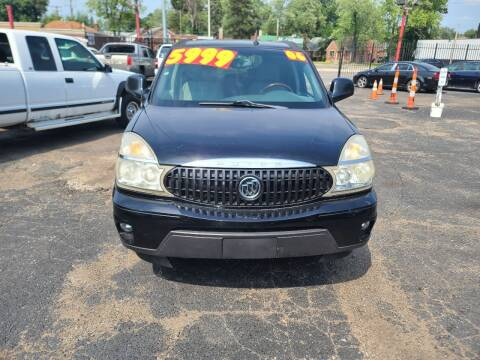 2006 Buick Rendezvous for sale at Frankies Auto Sales in Detroit MI