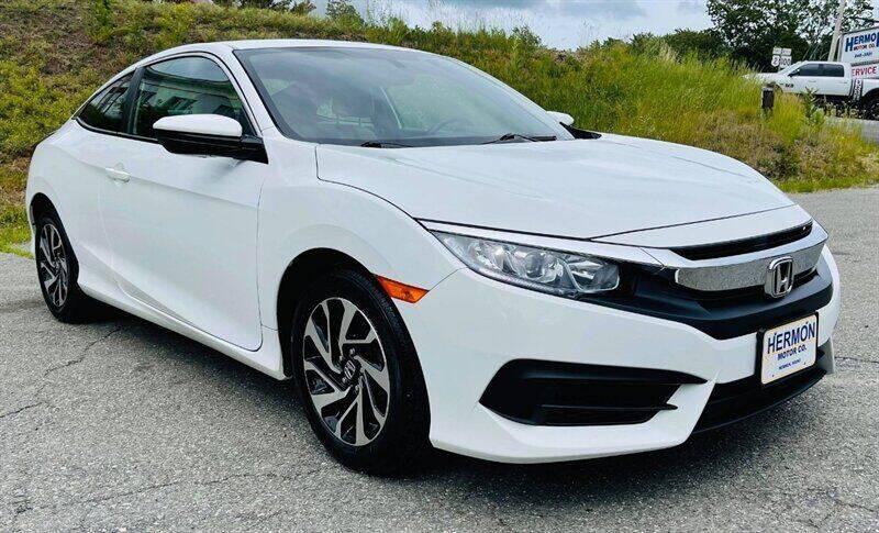 2017 Honda Civic for sale in Hermon, ME
