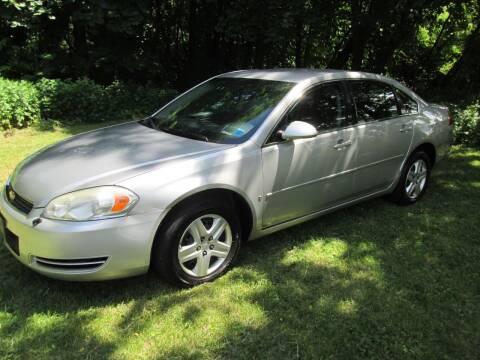 2006 Chevrolet Impala for sale at Peekskill Auto Sales Inc in Peekskill NY