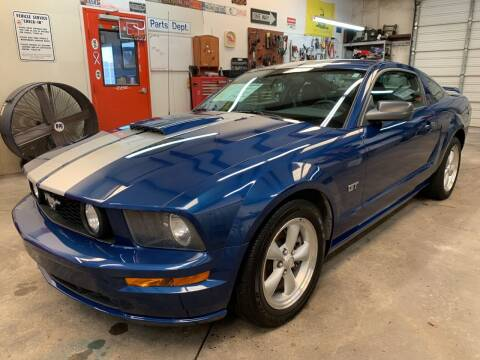 2008 Ford Mustang for sale at Vanns Auto Sales in Goldsboro NC