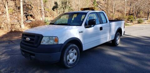 2007 Ford F-150 for sale at Village Wholesale in Hot Springs Village AR