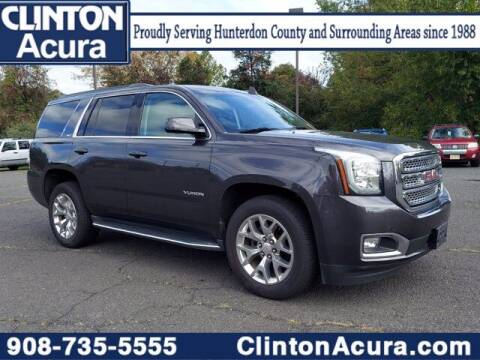 2016 GMC Yukon for sale at Clinton Acura used in Clinton NJ