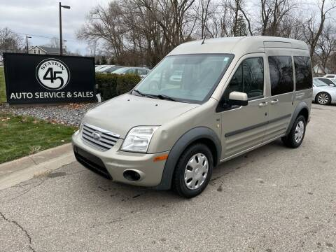 2013 Ford Transit Connect for sale at Station 45 Auto Sales Inc in Allendale MI