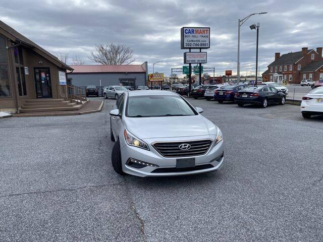 2015 Hyundai Sonata for sale at CARMART Of Dover in Dover DE
