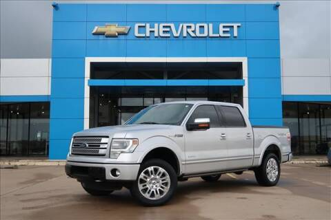 2014 Ford F-150 for sale at Lipscomb Auto Center in Bowie TX