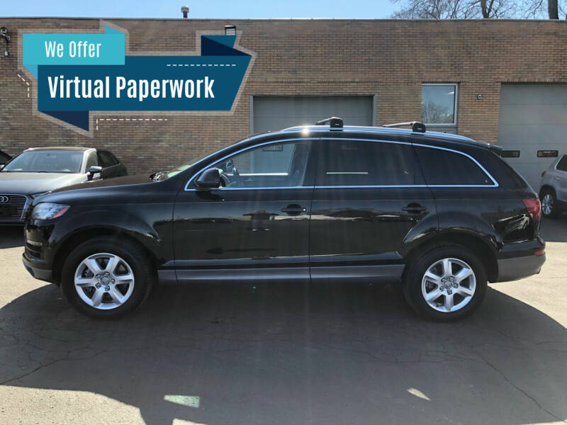 2014 Audi Q7 for sale at Auto Sport INC in Grand Rapids MI
