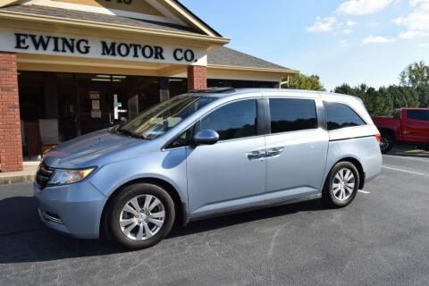 2014 Honda Odyssey for sale at Ewing Motor Company in Buford GA