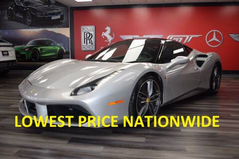 2017 Ferrari 488 GTB for sale at Icon Exotics in Houston TX