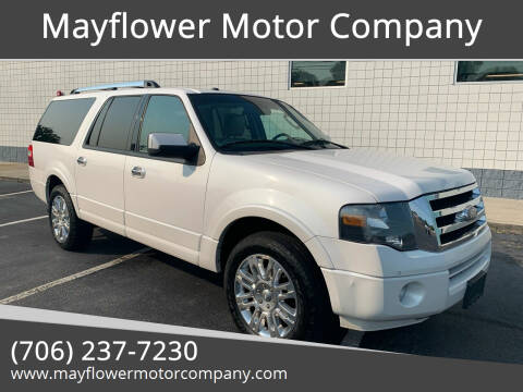 2013 Ford Expedition EL for sale at Mayflower Motor Company in Rome GA