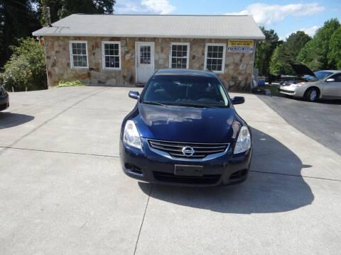 2011 Nissan Altima for sale at Flywheel Auto Sales Inc in Woodstock GA