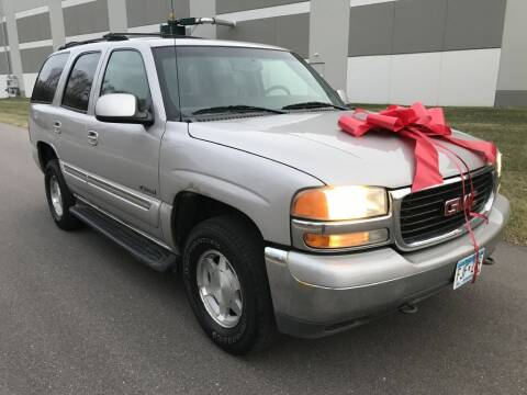 2004 GMC Yukon for sale at Angies Auto Sales LLC in Newport MN