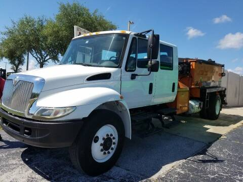 2007 International DuraStar 4300 for sale at AUTO CARE CENTER INC in Fort Pierce FL