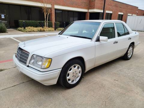 1995 Mercedes-Benz E-Class for sale at DFW Autohaus in Dallas TX