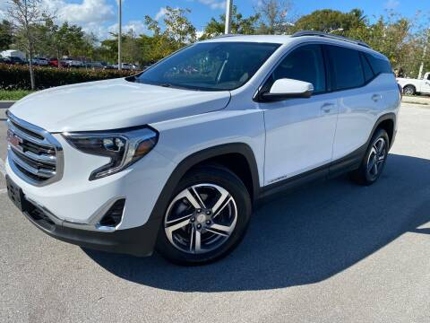 2020 GMC Terrain for sale at Winners Autosport in Pompano Beach FL