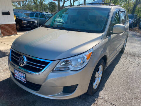 2009 Volkswagen Routan for sale at New Wheels in Glendale Heights IL