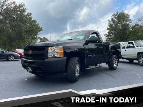 2012 Chevrolet Silverado 1500 for sale at Woolley Auto Group LLC in Poland OH
