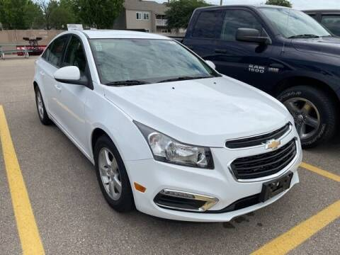 2016 Chevrolet Cruze Limited for sale at Bob Clapper Automotive, Inc in Janesville WI