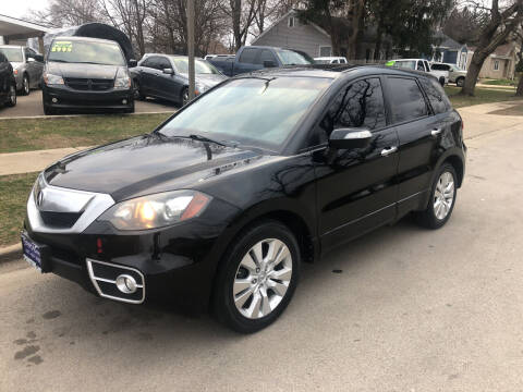 2011 Acura RDX for sale at CPM Motors Inc in Elgin IL