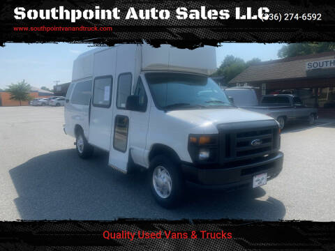 2013 Ford E-Series Cargo for sale at Southpoint Auto Sales LLC in Greensboro NC