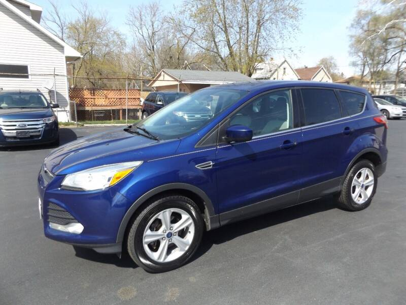 2014 Ford Escape for sale at Goodman Auto Sales in Lima OH