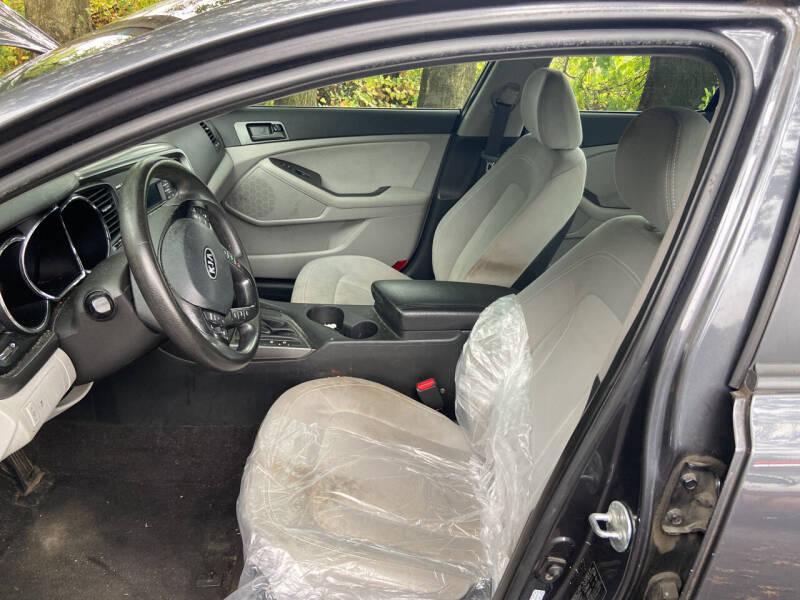2011 Kia Optima for sale at GALANTE AUTO SALES LLC in Aston PA