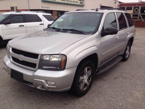 2007 Chevrolet TrailBlazer for sale at MR Auto Sales Inc. in Eastlake OH