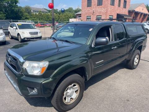 2012 Toyota Tacoma for sale at KINGSTON AUTO SALES in Wakefield RI