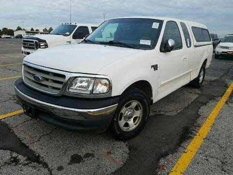 2001 Ford F-150 for sale at Cars Now KC in Kansas City MO