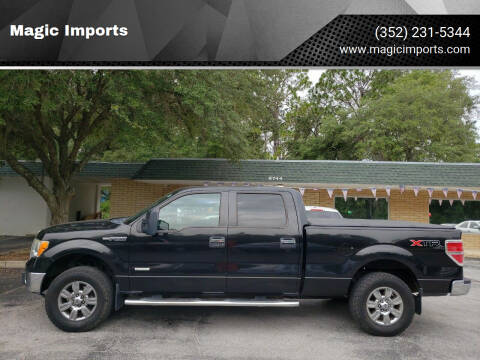 2011 Ford F-150 for sale at Magic Imports in Melrose FL